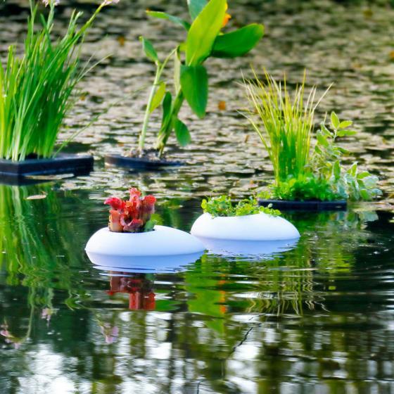 Schwimmende Teichbeleuchtung | #2