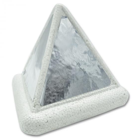 Reflektierende Pyramide, Reiherschreck | #2