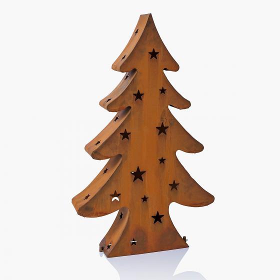 Tannenbaum mit LED-Lichterkette, 60 cm | #2