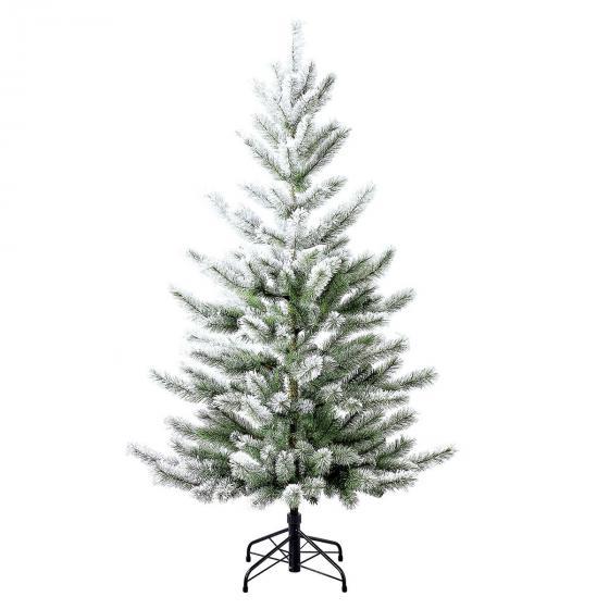 Künstlicher Weihnachtsbaum Kiefer mit Schneeoptik, 150 cm   #2