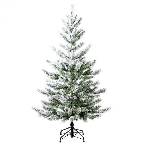 Künstlicher Weihnachtsbaum Kiefer mit Schneeoptik, 210 cm | #2