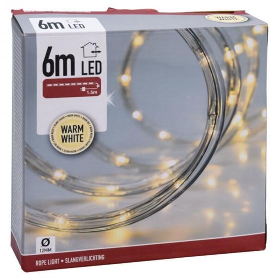 LED-Lichterschlauch, 6 m, weiß | #2