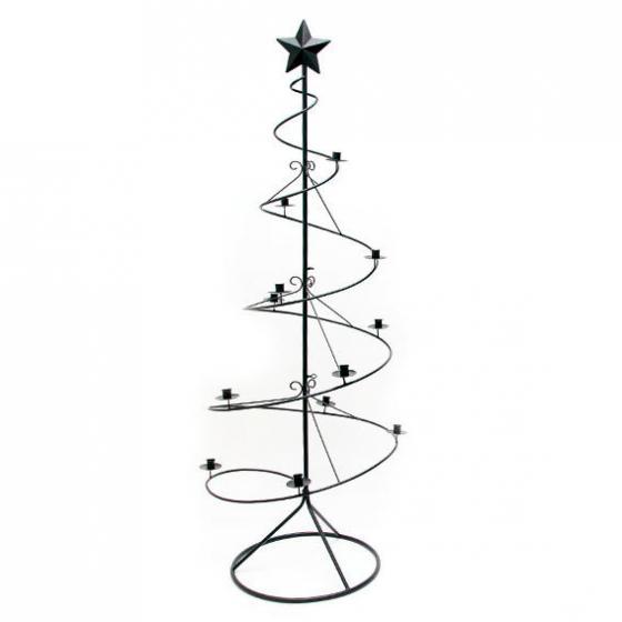 Weihnachtsbaum Kerzenglanz, groß | #2