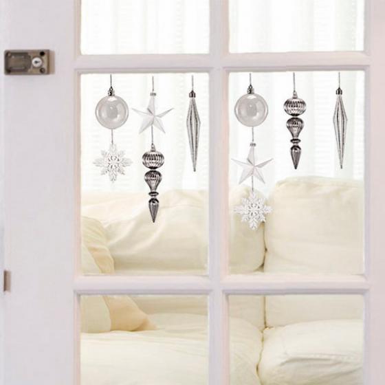 Fenster-Sticker Wintermagie | #2