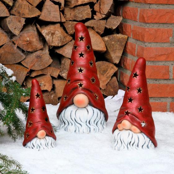 Weihnachtswichtel Knubbi, 3er-Set | #2