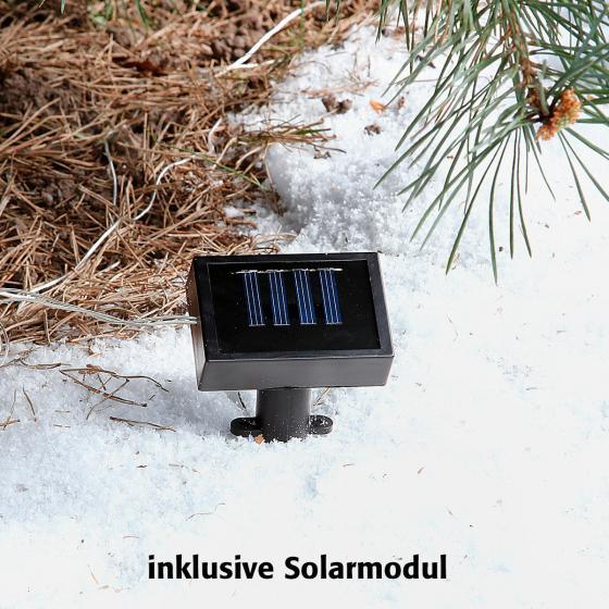Solar-LED-Lichterkette Eiszauber | #2