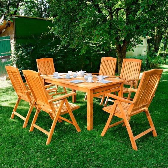 Maxi-Sitzgruppe Wimbledon Park mit 8 Sesseln | #2