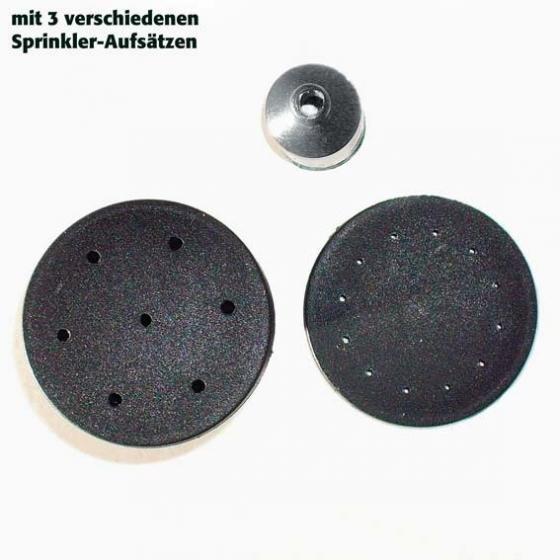 Teich-Wasserspiel Solar-Seerosenblatt-Fontäne | #2