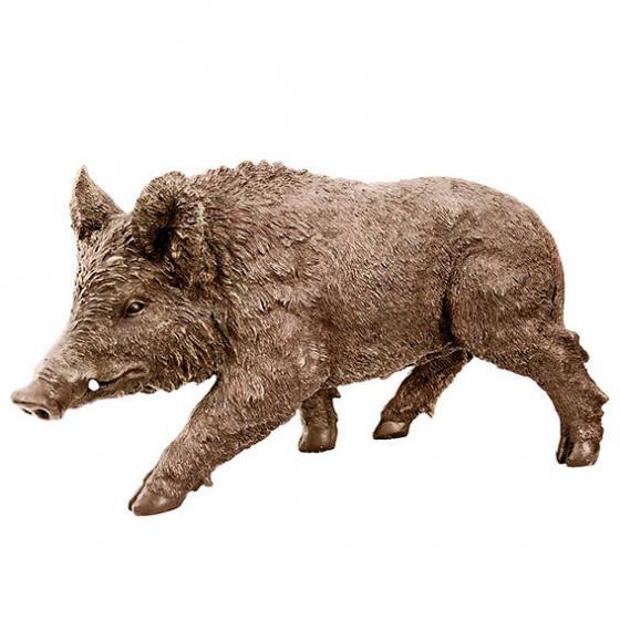 Gartenfigur Wildschwein | #2
