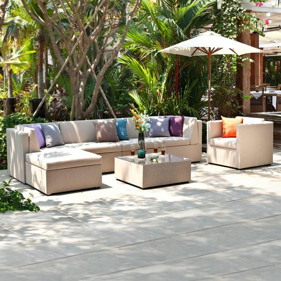 Outdoor Sofatisch Hollywood | #2