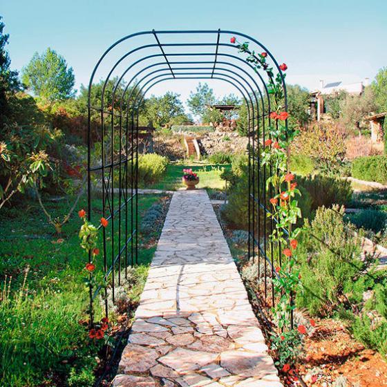 Laubengang Jardin de Monet | #2
