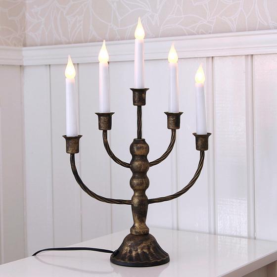 Kerzenleuchter Modern Castle, 5-flammig | #2