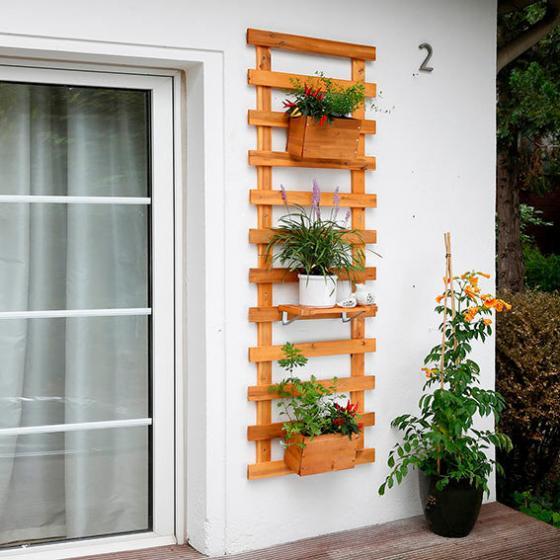 rankger st wandhalterung landhof klein von g rtner. Black Bedroom Furniture Sets. Home Design Ideas
