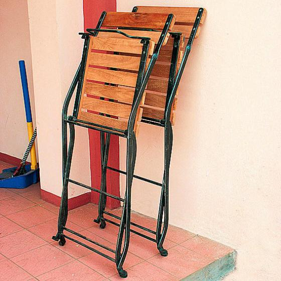 TEAK-Sessel Chelsea ohne Armlehnen | #2