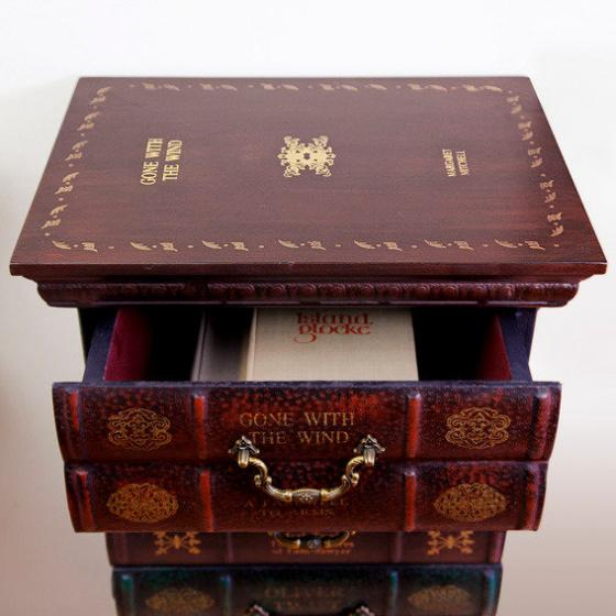 Bücherschränkchen Antiqua | #2