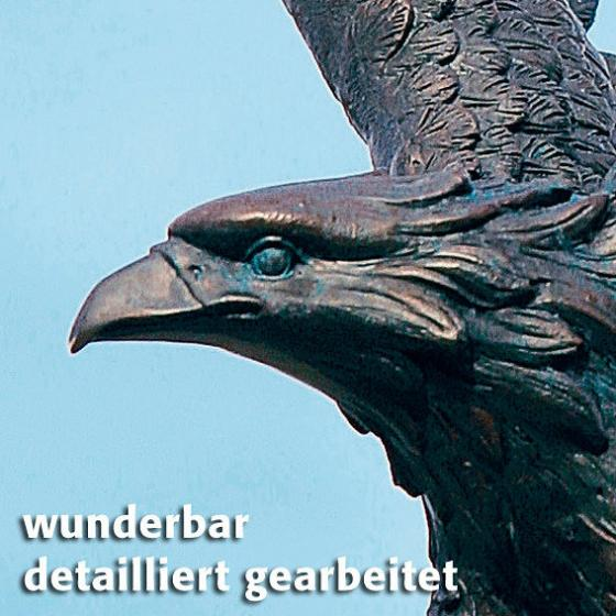 Gartenfigur Adler Agila | #2