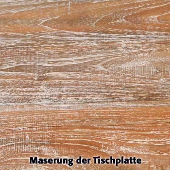 TEAK-Tisch Landhaus-Charme | #2