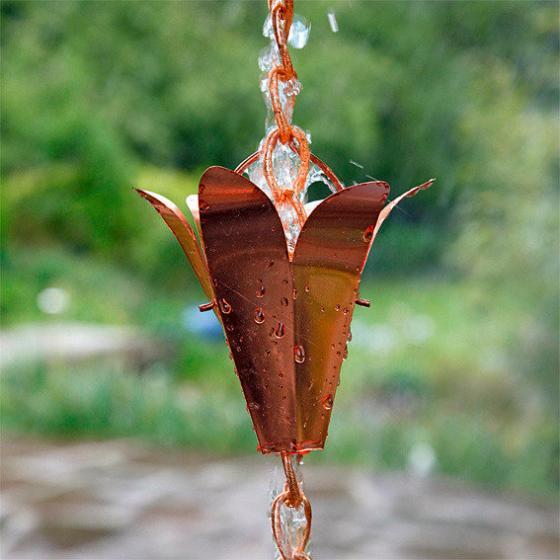 Regenkette Lilie | #2