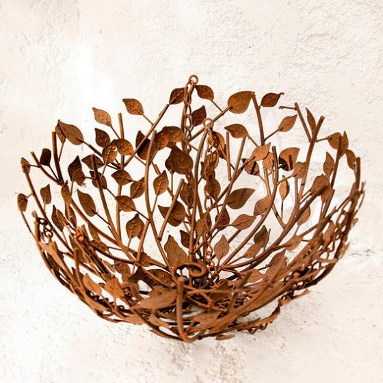 Hängekörbe Blättertraum, 2er-Set | #2