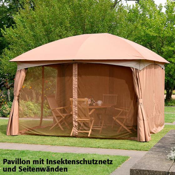 Garten-Pavillon Luxury Palace groß | #2
