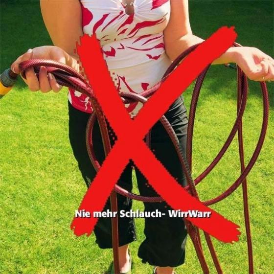 Flexi-Spiralschlauch mit Handbrause | #2