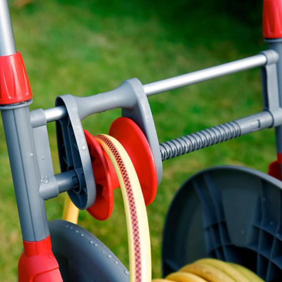 Schlauchwagen mit Schlauchführung und Wickelsystem | #2