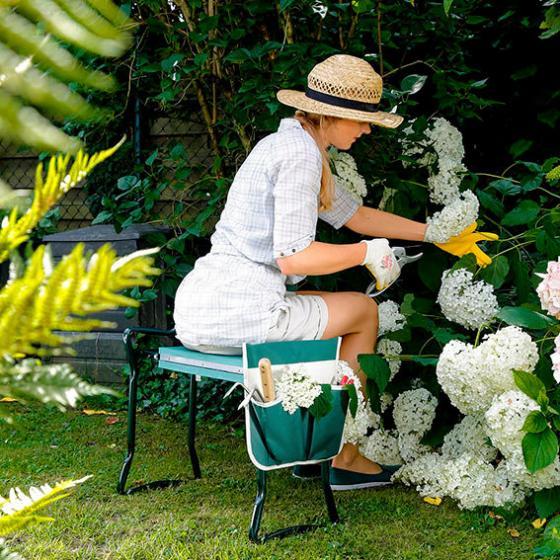 Sitz- und Kniestuhl inkl. Werkzeugtasche | #2