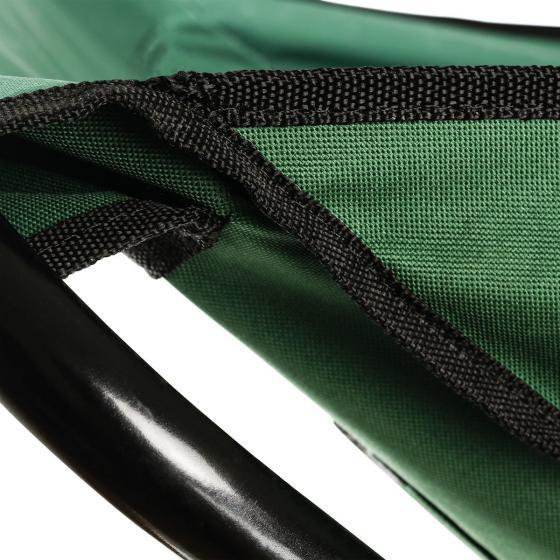 Faltbare Schubkarre, 116 x 62 x 67 cm, grün | #2