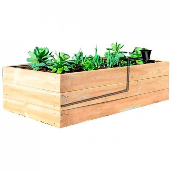Hochbeet-Bewässerungssystem | #2