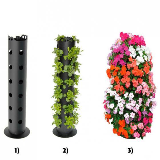 Flower Tower stehend | #2