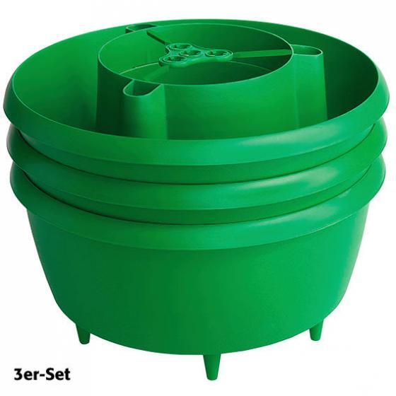 Bewässerungsring, 3er-Set mit Verbindungsstück | #2