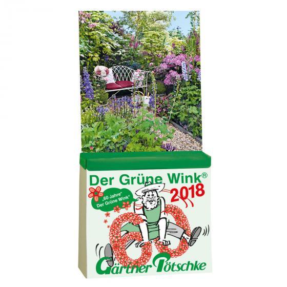 Gärtner Pötschkes Tages-Garten-Kalender Der Grüne Wink® | #2