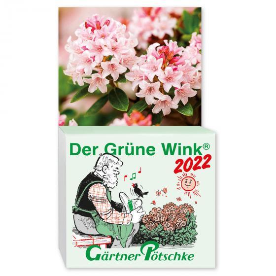 Tages-Garten-Kalender Der Grüne Wink® | #2