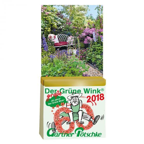 Gärtner Pötschkes MAXI-Abreißkalender Der große Grüne Wink® | #2