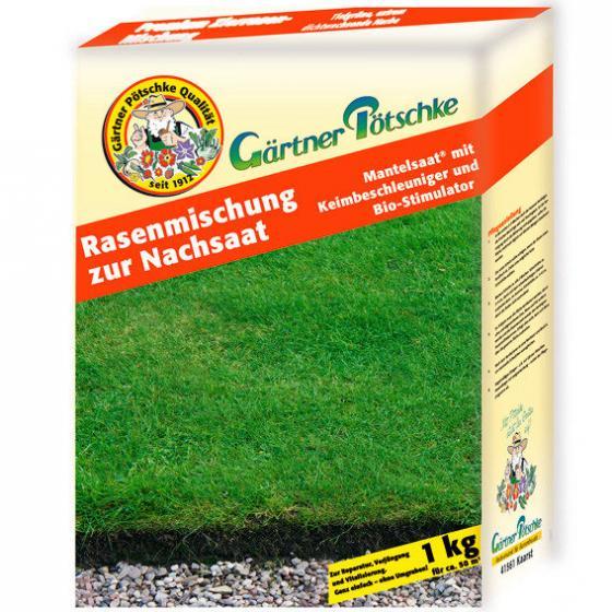 Gärtner Pötschkes Rasen-Mischung zur Nachsaat, 1 kg | #2