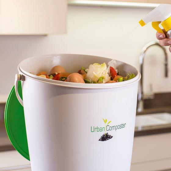 GARANTIA Urban Komposter 15 Liter, inkl. Kompost Beschleuniger | #3
