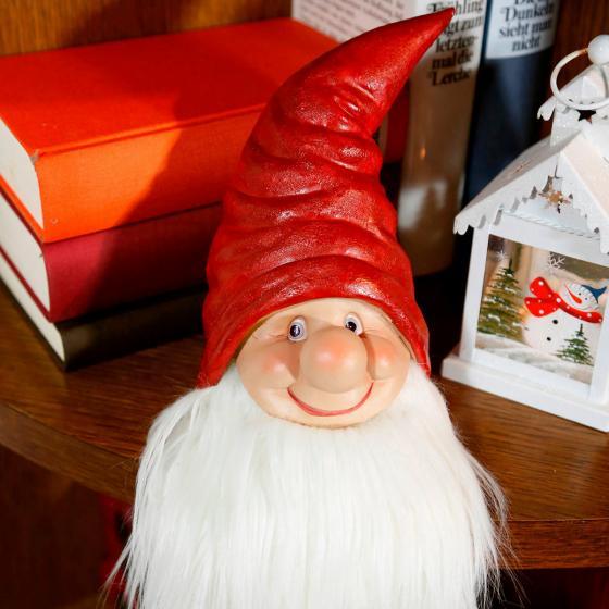 Weihnachts-Wichtel Rauschebart, groß | #3