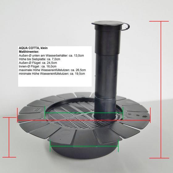Aqua Cotta Wasserspeicher, klein | #3