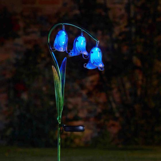 Solar-Leuchte Blauglöckchen, 2er-Set | #3