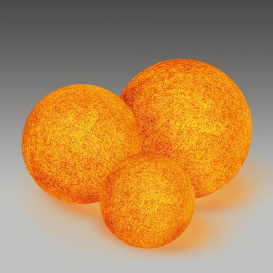 Leuchtkugel Mars (Ø 30 cm) | #3