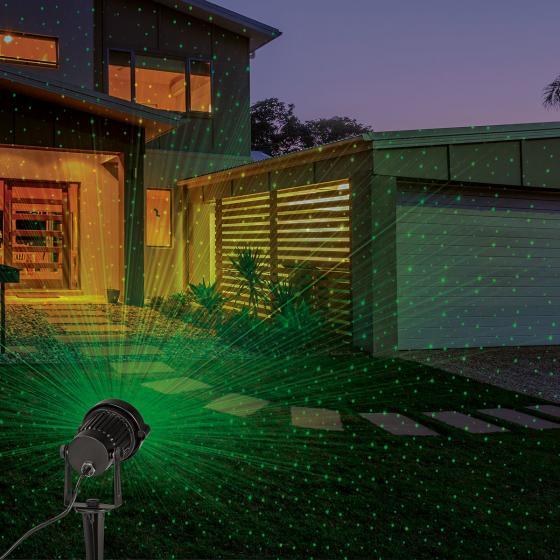 Garten-Laserlicht Starlight | #3