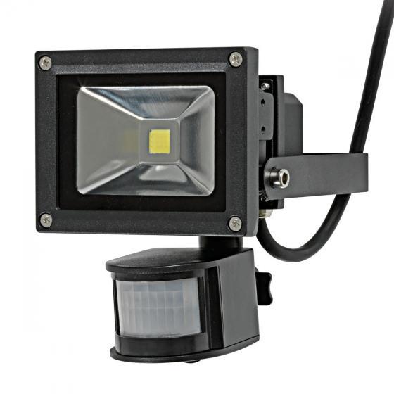 LED-Außenstrahler mit Bewegungsmelder | #3