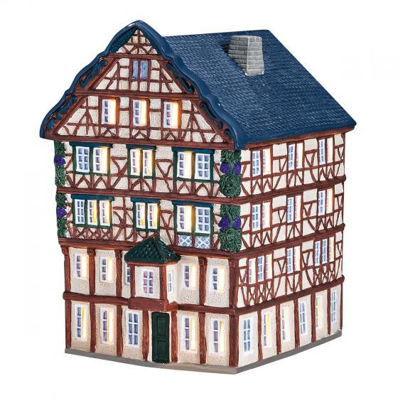Miniatur-Lichthaus Adler-Apotheke in Bernkastel-Kues | #3