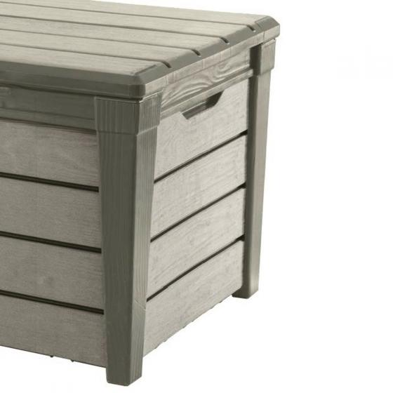 Brushwood Box 455 Liter Taupe | #3