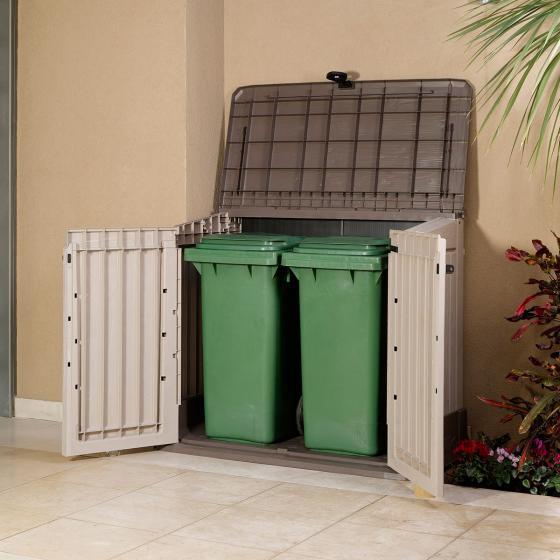 Store It Out Midi Aufbewahrungsbox Woodland 845 L, beige | #3