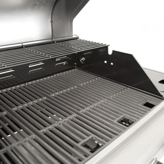 Landmann® Gasgrill-Wagen Triton PTS 4.1, rot | #3