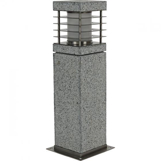 HEITRONIC® Sockelleuchte La Mer, Granit, 400 mm | #3