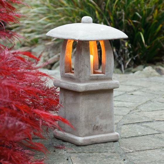 Terracotta-Gartenlaterne Vista | #3