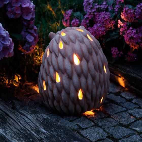 Terracotta-Igel Max | #3