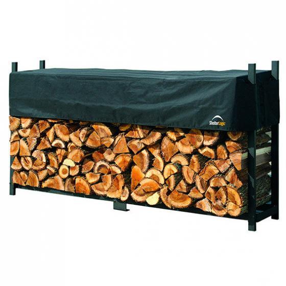 Shelter Logic Kaminholzregal hohe Traglast 2000 kg | #3